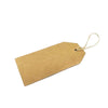 Luggage Swing Tag Brown 95X45mm (100pcs/ pack)