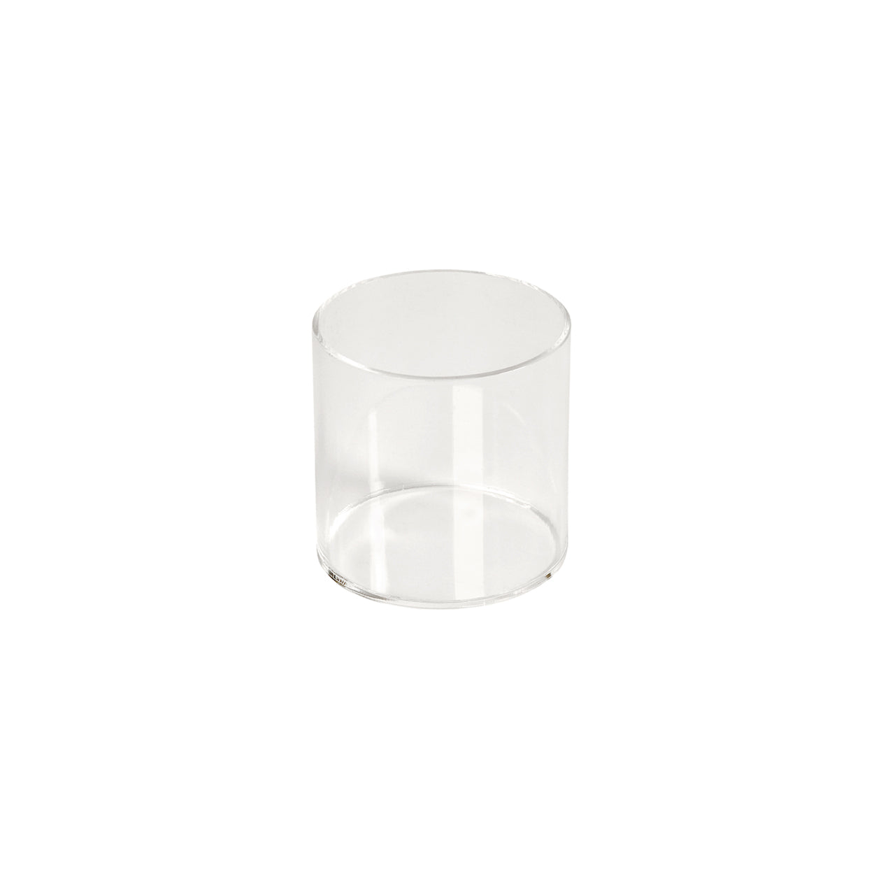 Acrylic Container Round 100 DIA x 100 mm H