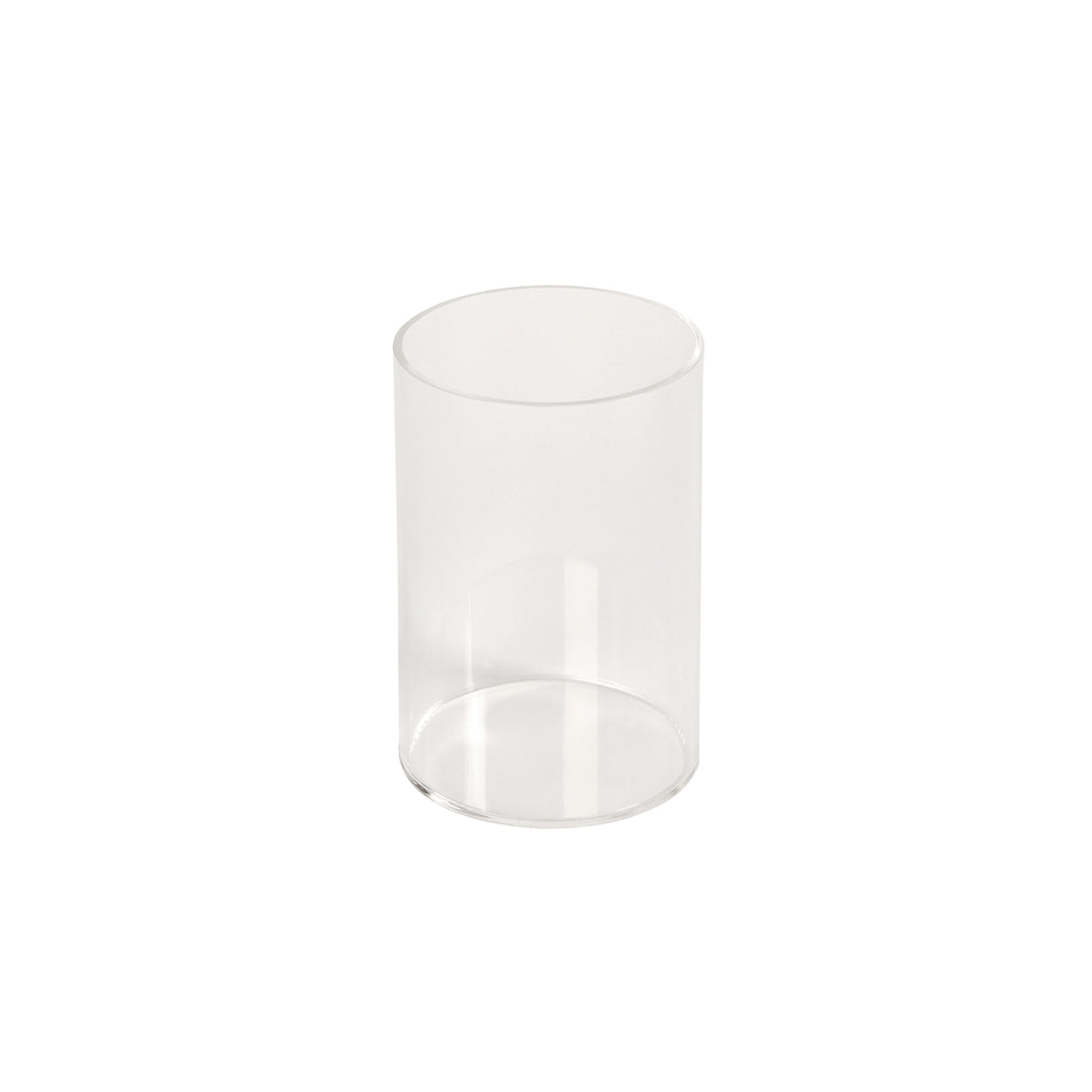 Acrylic Container Round 100 DIA x 200 mm H