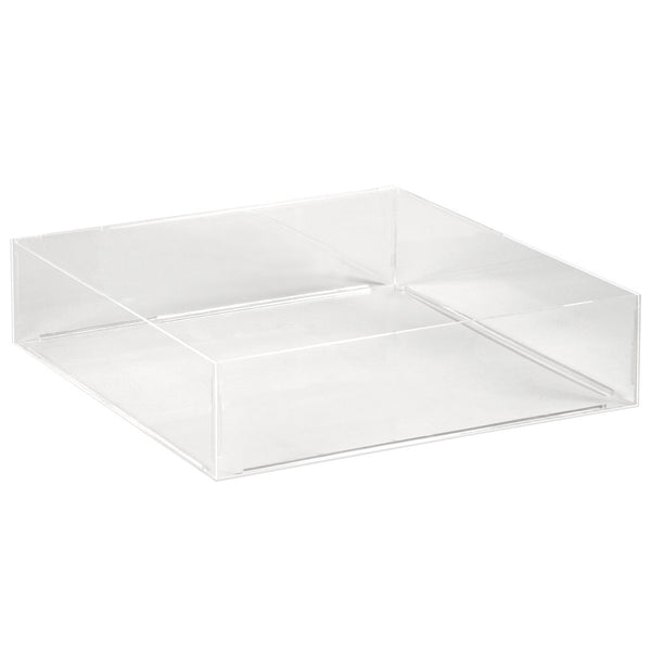 acrylic container square big