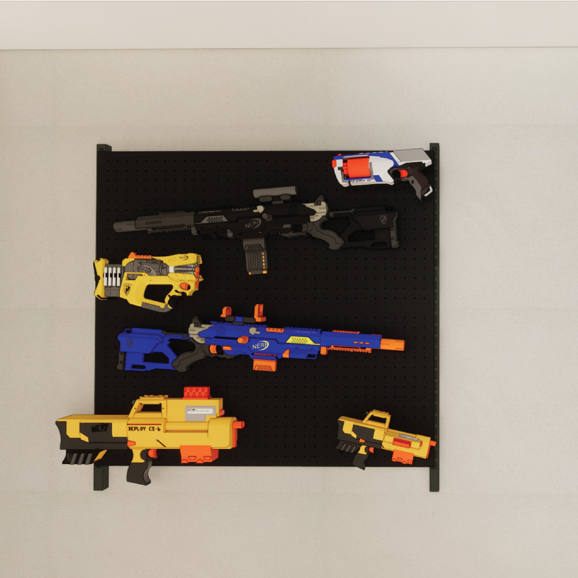 Feature Wall - The Nerf