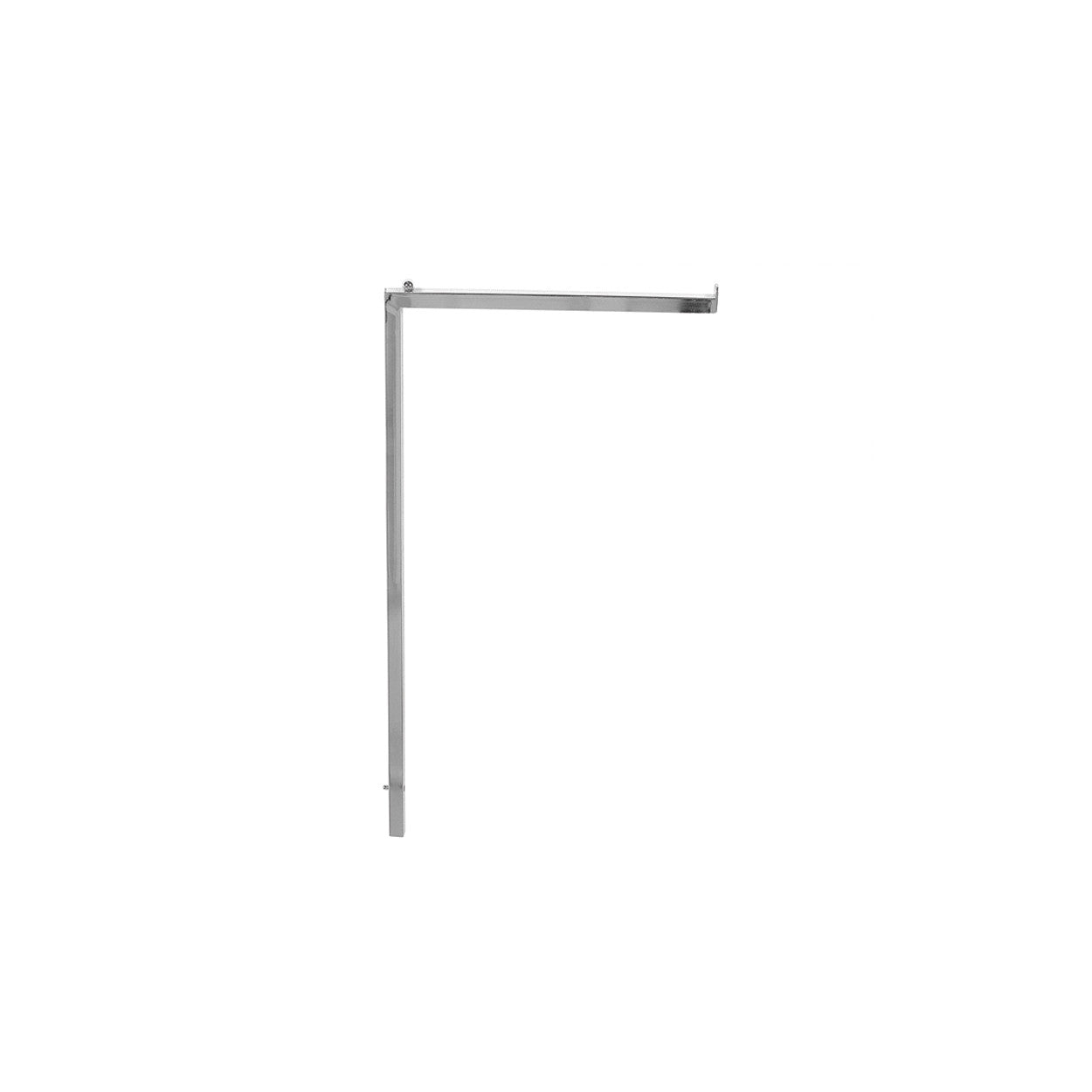 Straight arm for 2-way & 4-way clothes racks  405 mm L