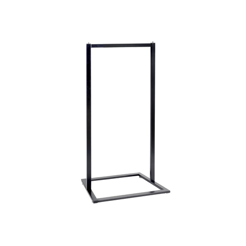 RENT Style Rack Single Rail Fits Maxe Fittings 600 W X 1300 H X 457Mm D