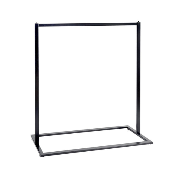 RENT Style Rack Single Rail Fits Maxe Fittings 1200 W X 1300 H X 457Mm D RENTR3512BK