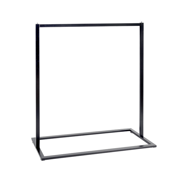 Style Rack Single Rail Fits Maxe Fittings 1200 W X 1300 H X 457Mm D