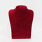 RENT Velvet Jewellery Bust Small Maroon