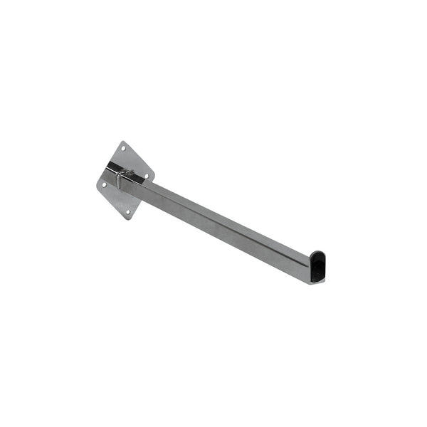 Wall Mount Straight Arm 400 Mm  400 L With 95 Hx75Mm W Plate