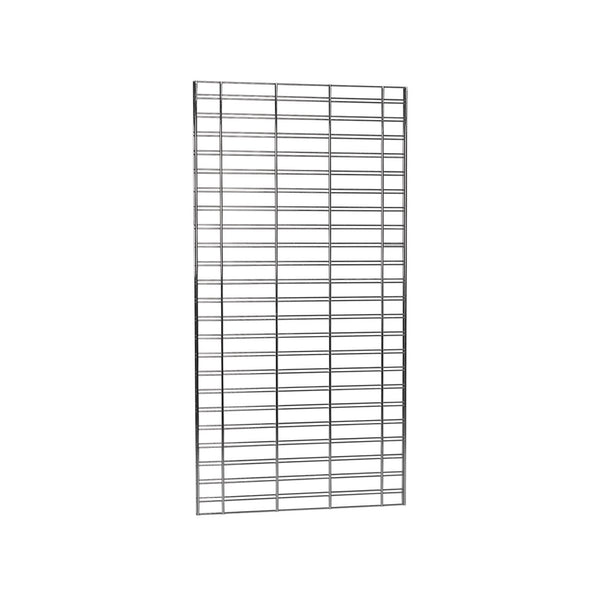 Slot System Mesh Panel Small 1200 H X 600 W X 18Mm D
