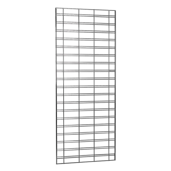 Slatwall mesh panel medium  1500 H x 600 W x 18 mm D S1502CH