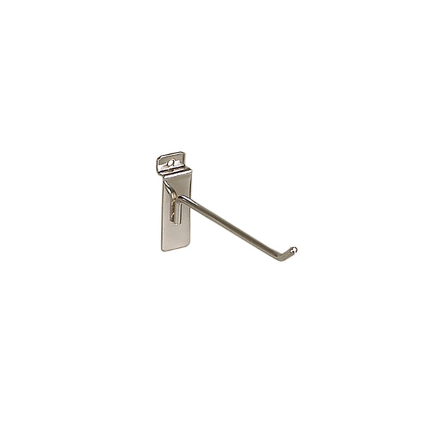 Slot System Hook  150 L X 5.8Mm Dia
