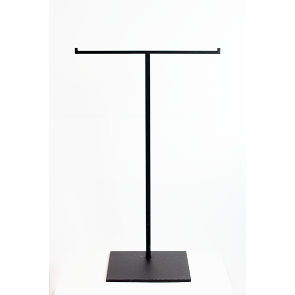 RENT Black Double-sided Bag Display Stand RENTBS6