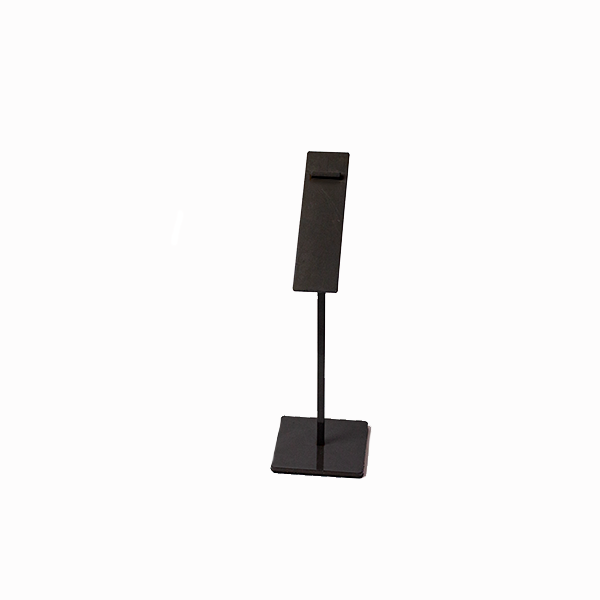 RENT Small Dark Grey Metal Shoe Stand RENTSS1
