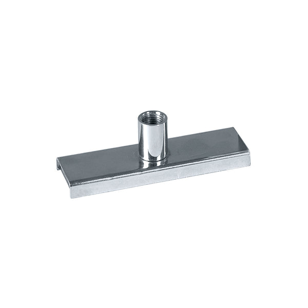 Signage Hardware Flat Magnetic Base Fits Stem 75 W X 22Mm D