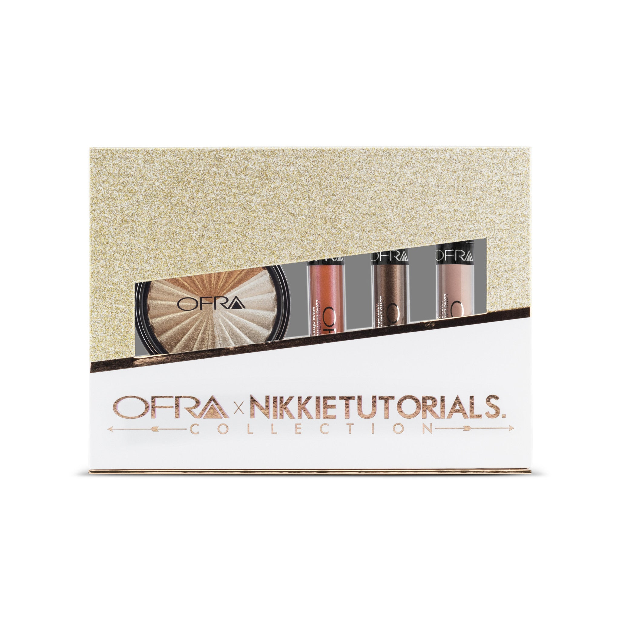 OFRA x NIKKIETUTORIALS Collection