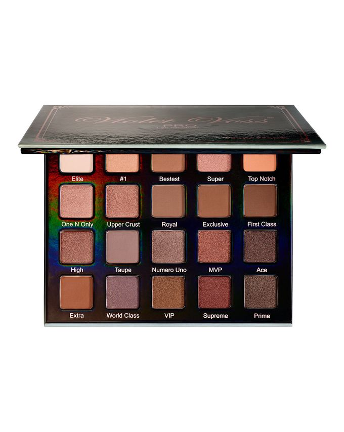 Taupe Notch Eye Shadow Palette