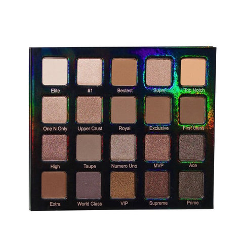 Dome Palette Black