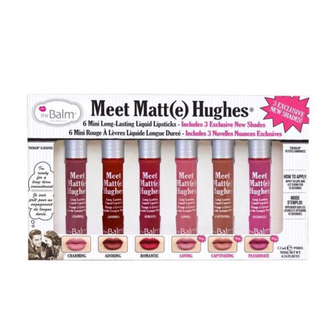 Meet Matte Hughes Mini Set - Volume 3