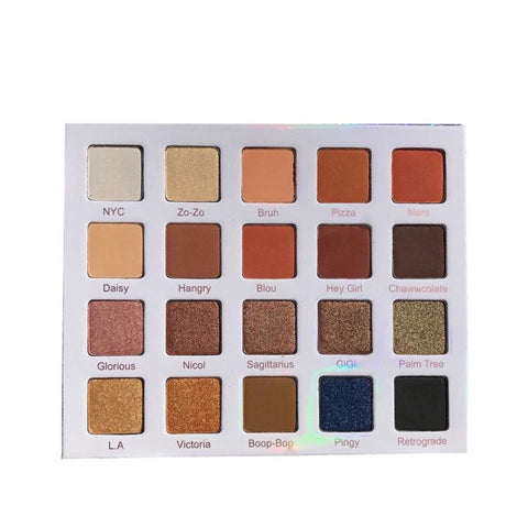 Ride Or Die Eye Shadow Palette