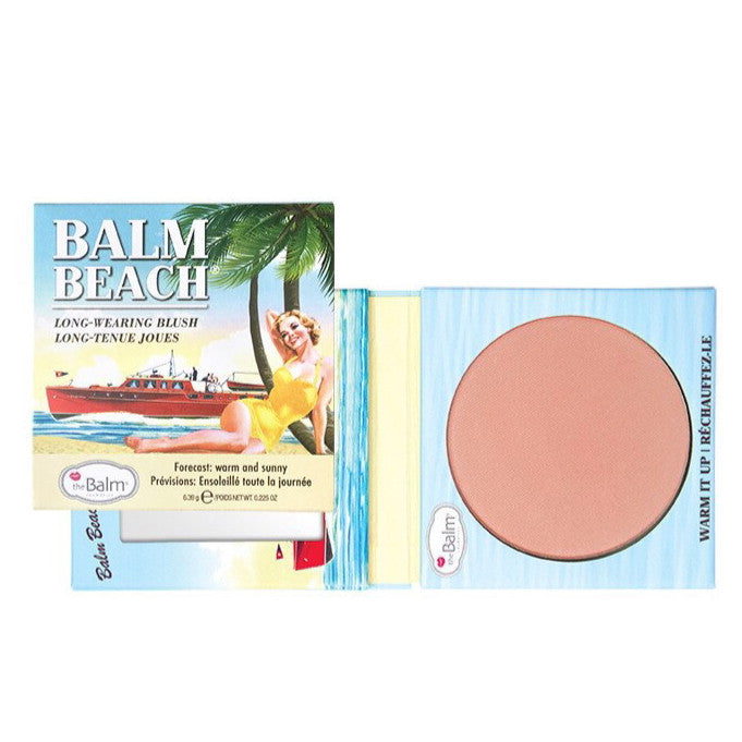 Cheeks - Balm Beach Blush