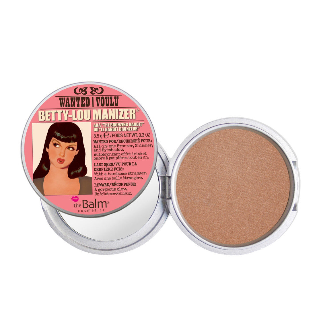 Cheeks - Betty-Lou Manizer Bronzer/Shadow