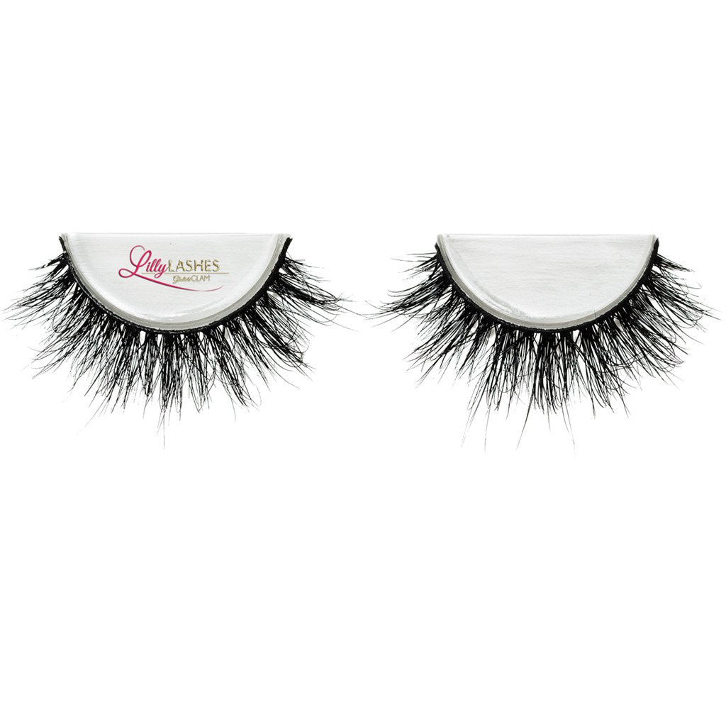 Eyes - 3D Mink Lashes - MIAMI