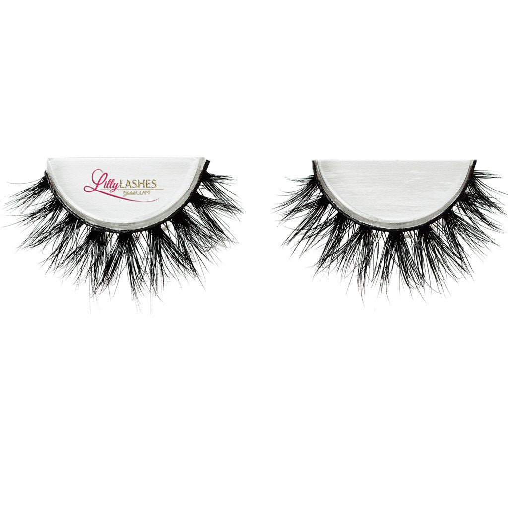 Eyes - 3D Mink Lashes - MYKONOS
