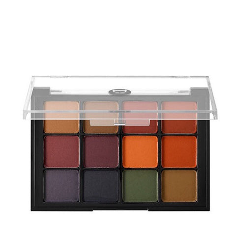 35OM - 35 Color Matte Nature Glow Palette