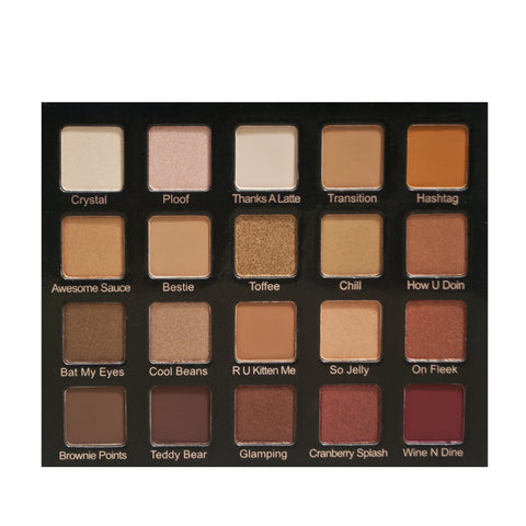 Golden Hour Eyeshadow Palette