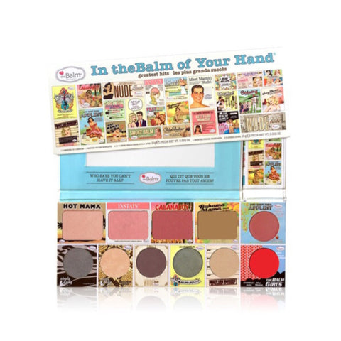 Eyes - In TheBalm Of Your Hand