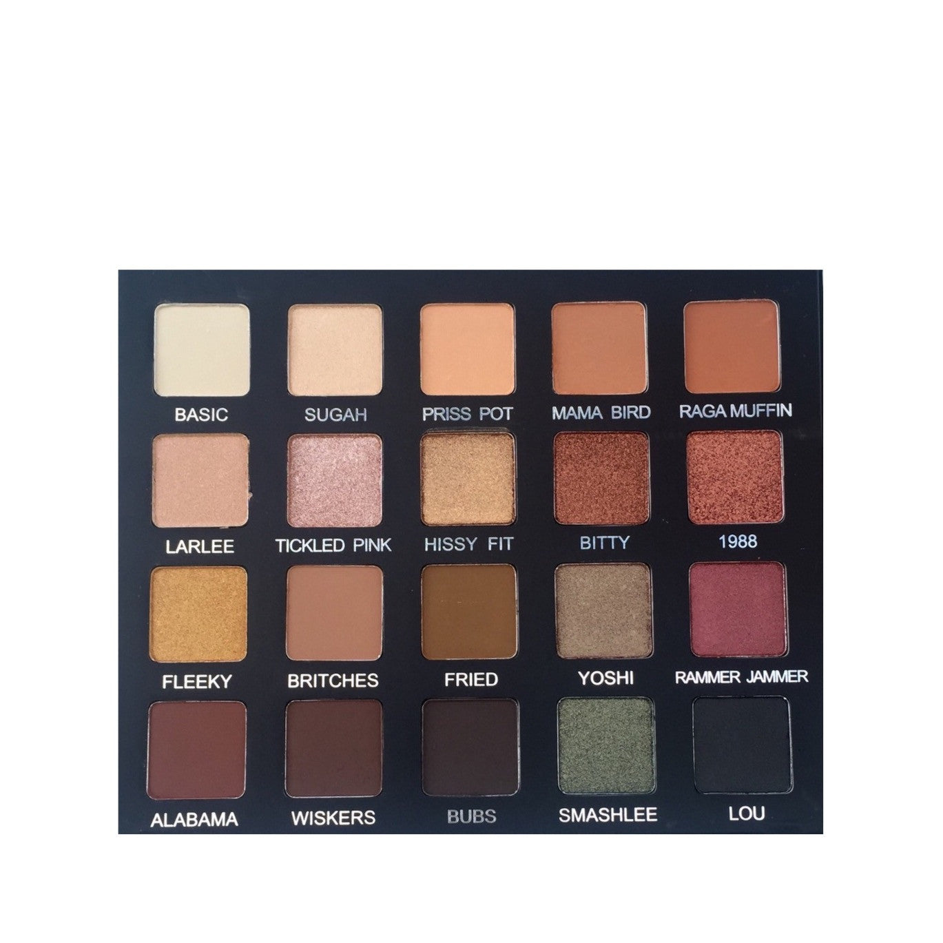 Eyes - Laura Lee Palette