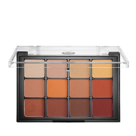 Eyes - Warm Neutral Mattes 10