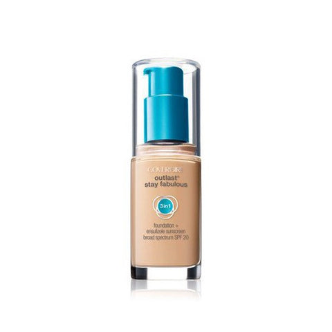 Face - Outlast Stay Fabulous 3-IN-1 Foundation