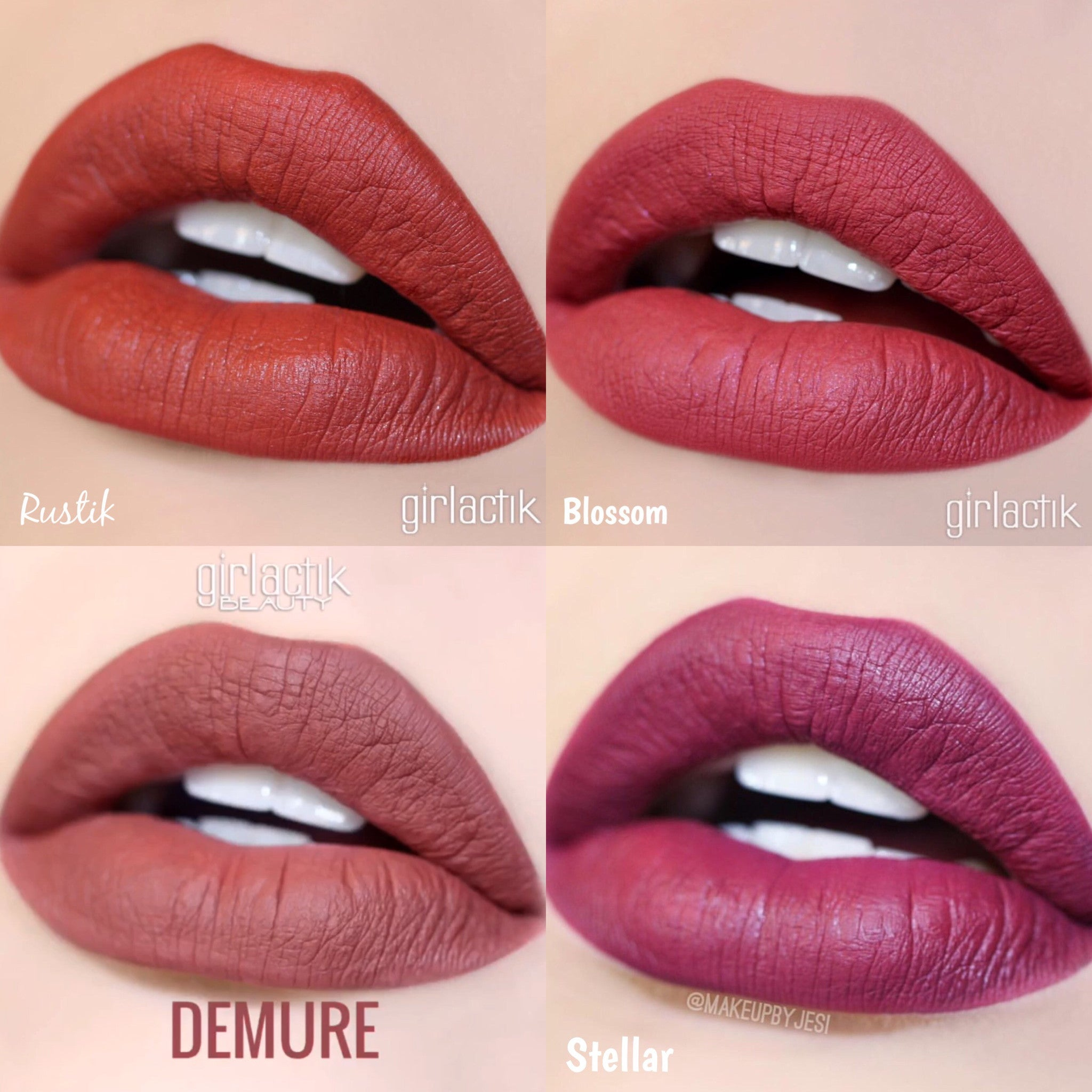 Lips - Matte Lip Paint