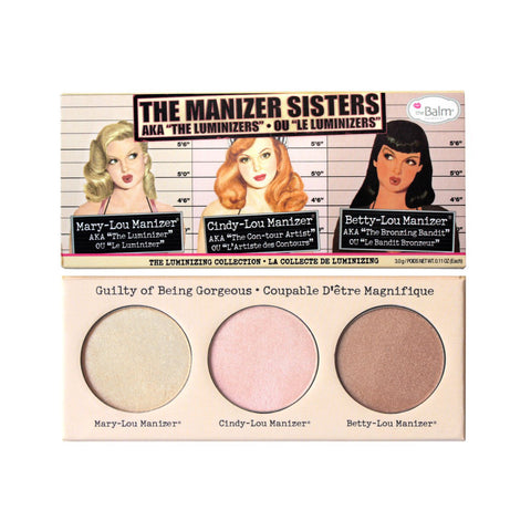 Palettes - The Manizer Sisters