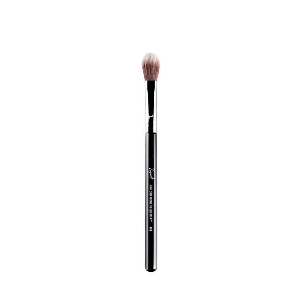 Tools & Brushes - F03 - High Cheekbone Highlighter Brush