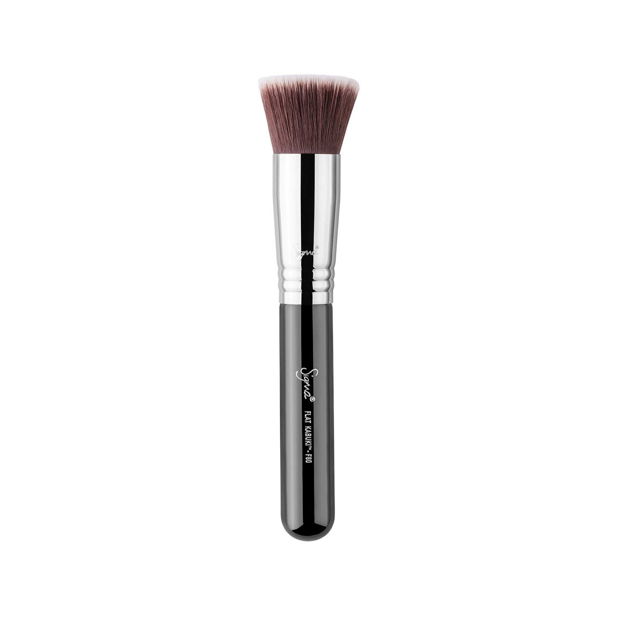 Tools & Brushes - F80 - Flat Kabuki™ Brush