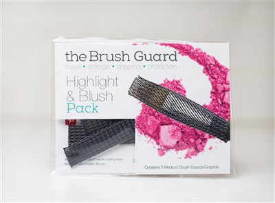 Tools & Brushes - Highlight & Blush Pack GRAPHITE (Medium)