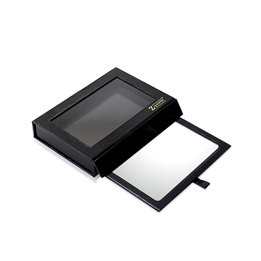 Tools & Brushes - Mirror Palette Black