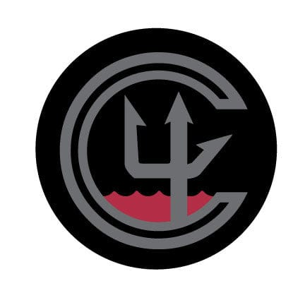 CHKIV FOUNDATION CIRCLE LOGO // VELCRO
