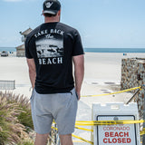 TAKE BACK THE BEACH // BLACK
