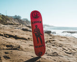 CHUCK HEAVY DECK  // RED