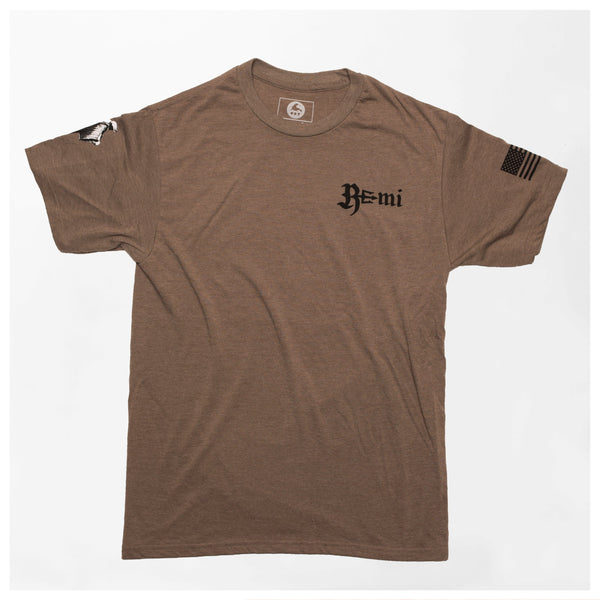"REMINGTON ""REMI"" PETERS MEMORIAL SHIRT // 4 COLORS"