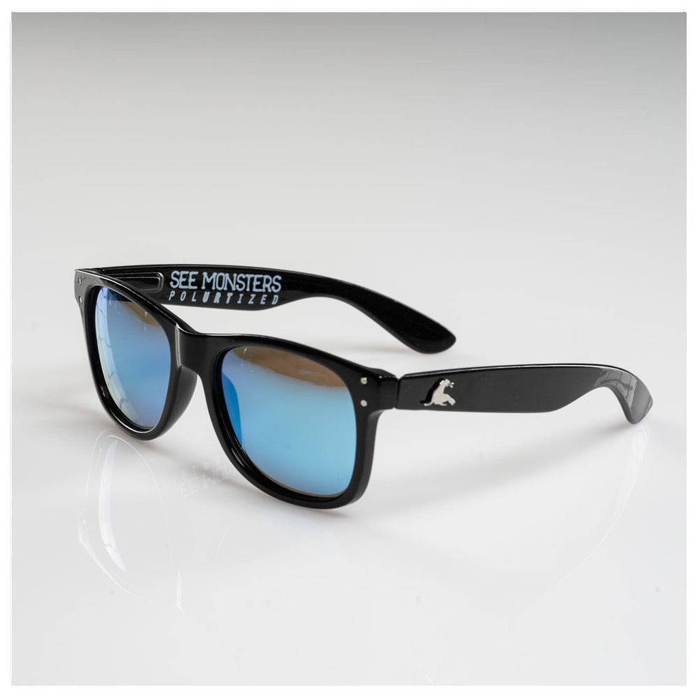 SEE MONSTER POLARIZED SHADES // NEPTUNE BLUE