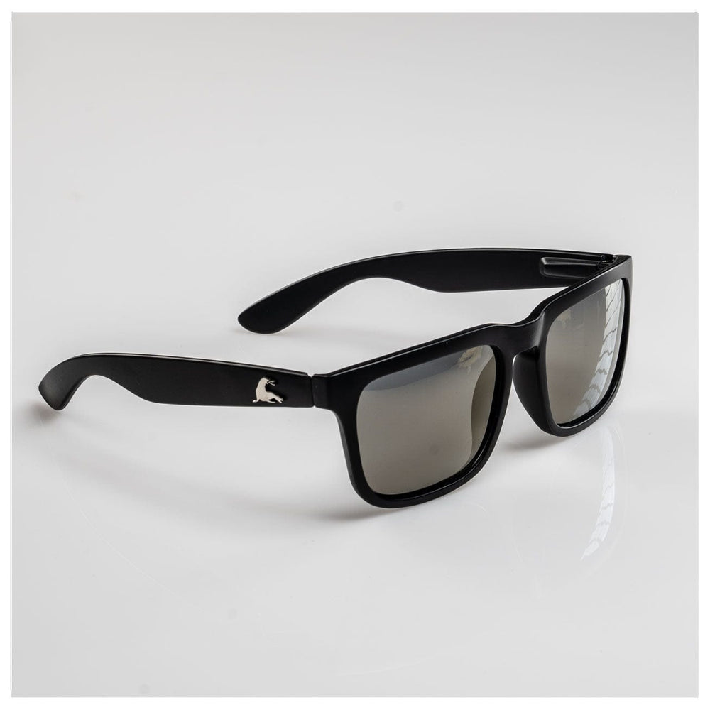 FOKA POLARIZED SHADES // BRINE BLACK