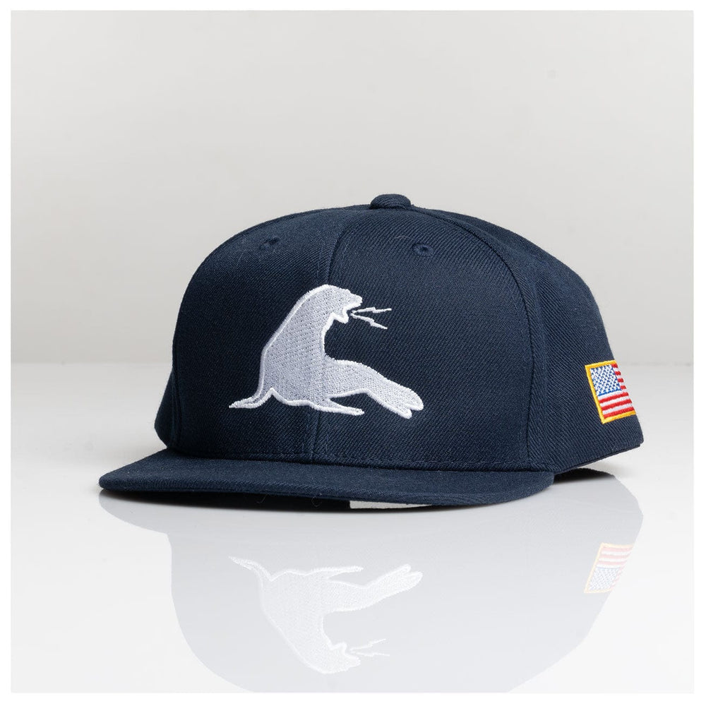 YOUTH BIG URT USA // NAVY