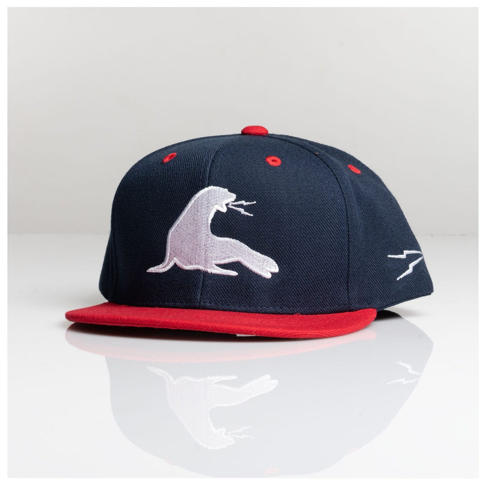YOUTH BIG URT SNAPBACK // RED WHITE BLUE