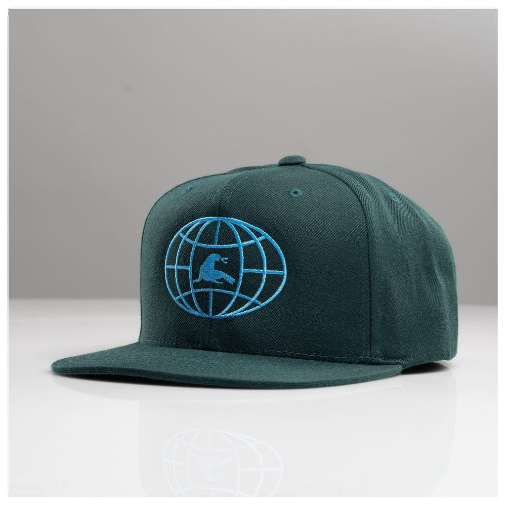 WATER WORLD SNAPBACK // 2 COLORS