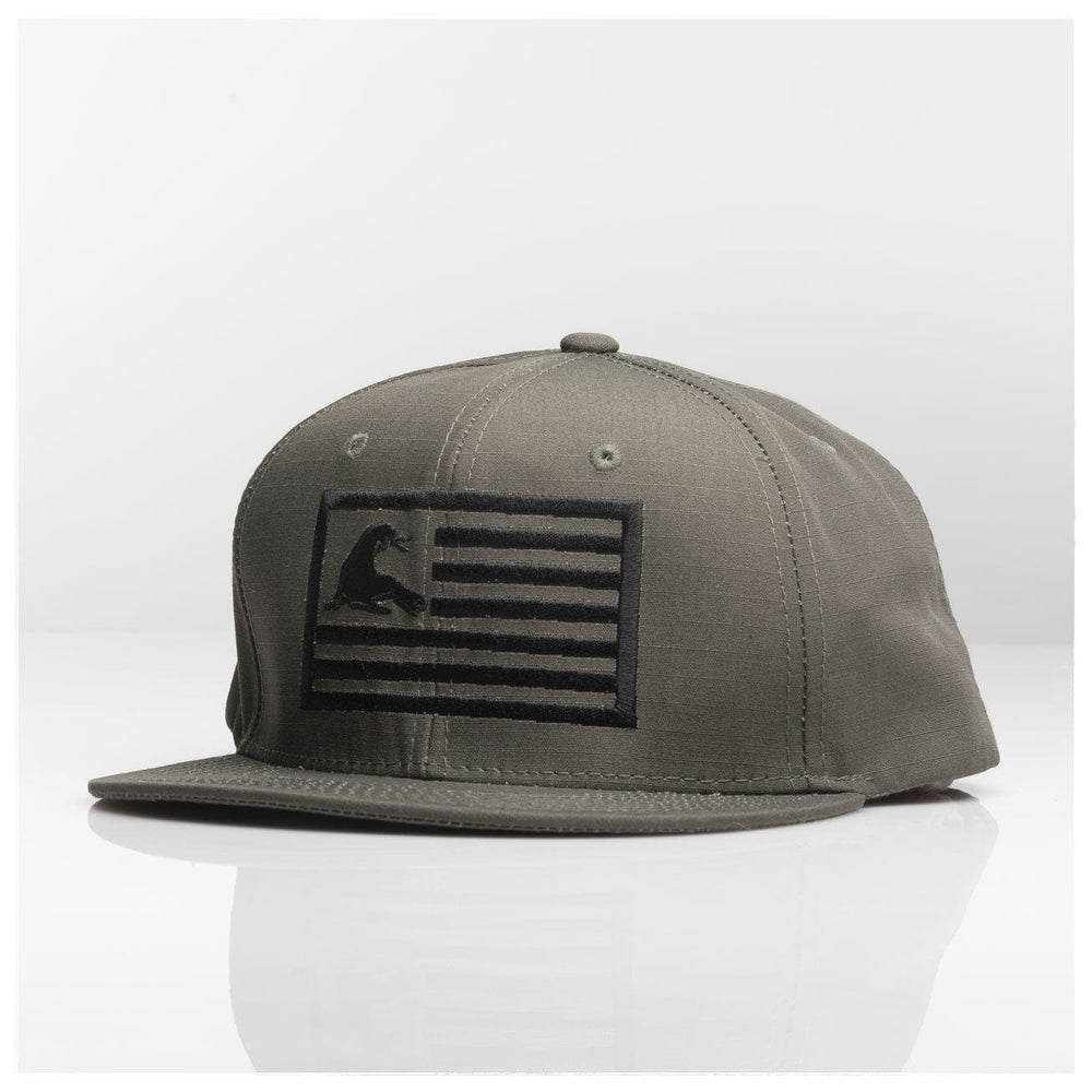 URT FLAG RIPSTOP SNAPBACK // 5 COLORS