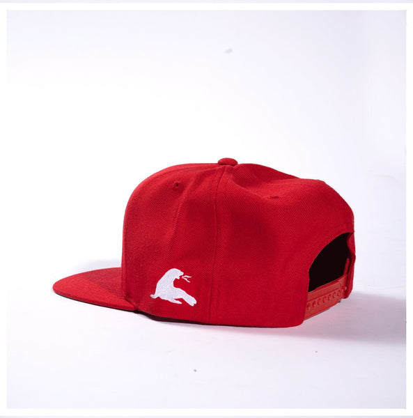 LIBURTY SNAPBACK // RED