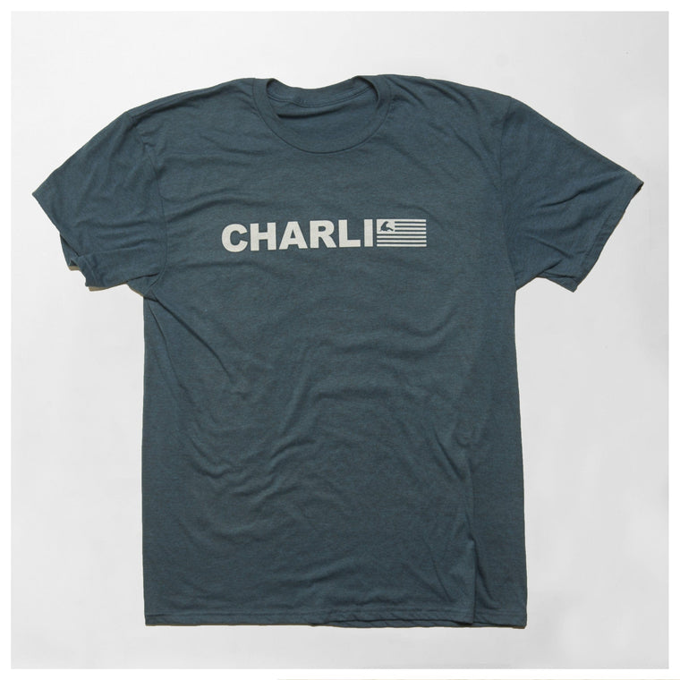 {PRE ORDER} CHKIV FOUNDATION CHARLIE // INDIGO HEATHER